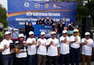 Sosialisasi Implementasi Pembayaran Non Tunai Jalan Tol oleh Bank Indonesia